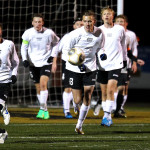 Pine View vs. Desert Hills, Boys Soccer, St. George, Utah, Mar. 3, 2015 | Photo by Robert Hoppie, ASPpix.com, St. George News