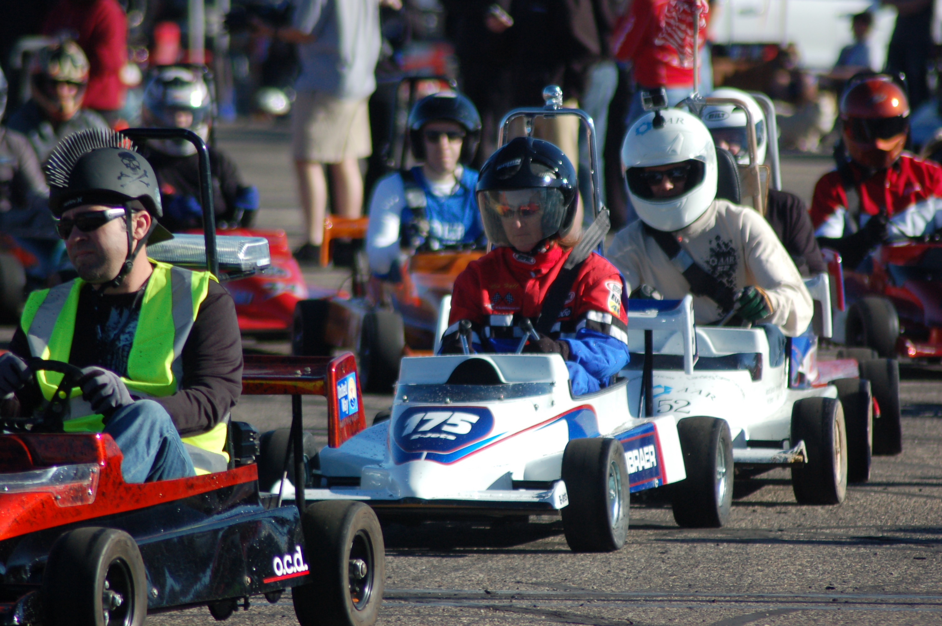 Ready, set, go-kart; \'Mini Indy\' races into town – St George News