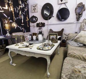 Portion of home decor and furniture section at Recycled Consign and Design located 59 W Center Street, Cedar City, Utah, date not specified | Photo courtesy of Line Uhlen, St. George News