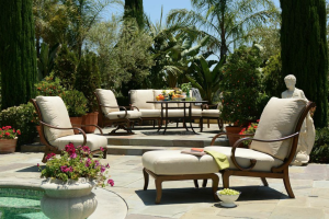 Mallin Celaya | Photo courtesy of Outdoor Living Furniture & Accessories, St. George News