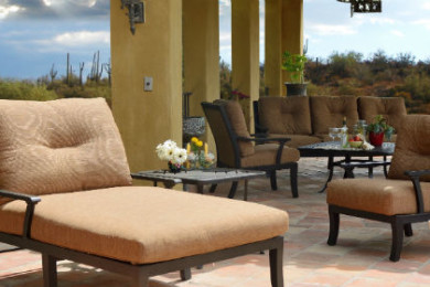 Waldorf Cushion | Photo courtesy of Outdoor Living Furniture & Accessories, St. George News