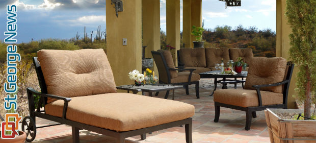 Upscale Outdoor Furniture Showroom Opens In St. George