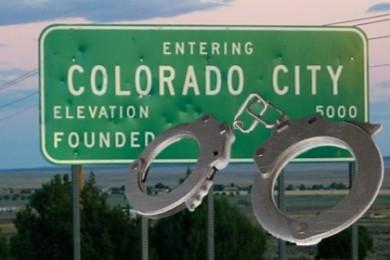 arrest - Colorado City