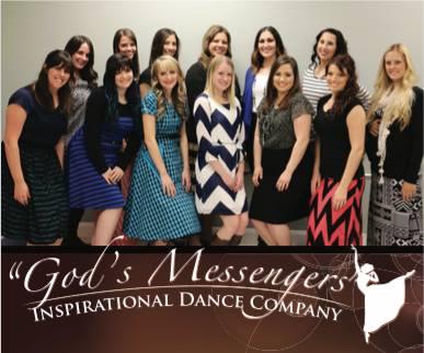 God's Messengers Dance Company posing together, St. George, Utah, undated | Courtesy of God's Messengers Dance Company, St. George News