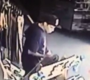 Thieves stole two skateboards worth over $500 Wednesday from Lip Trix in St. George   Photo by Ric Wayman, St. George News
