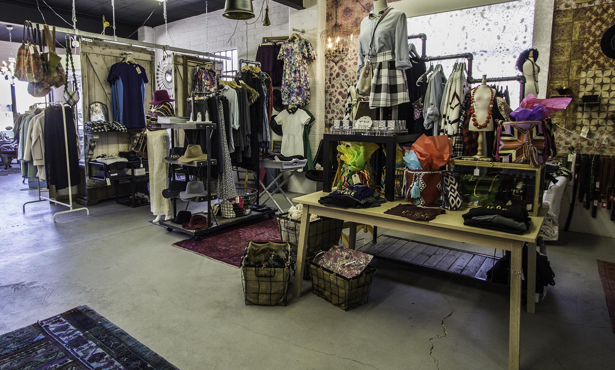Utah clothing stores