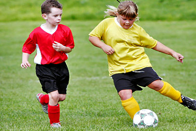 Relationship Connection: Should boys, girls compete against each other in  contact sports? – St George News