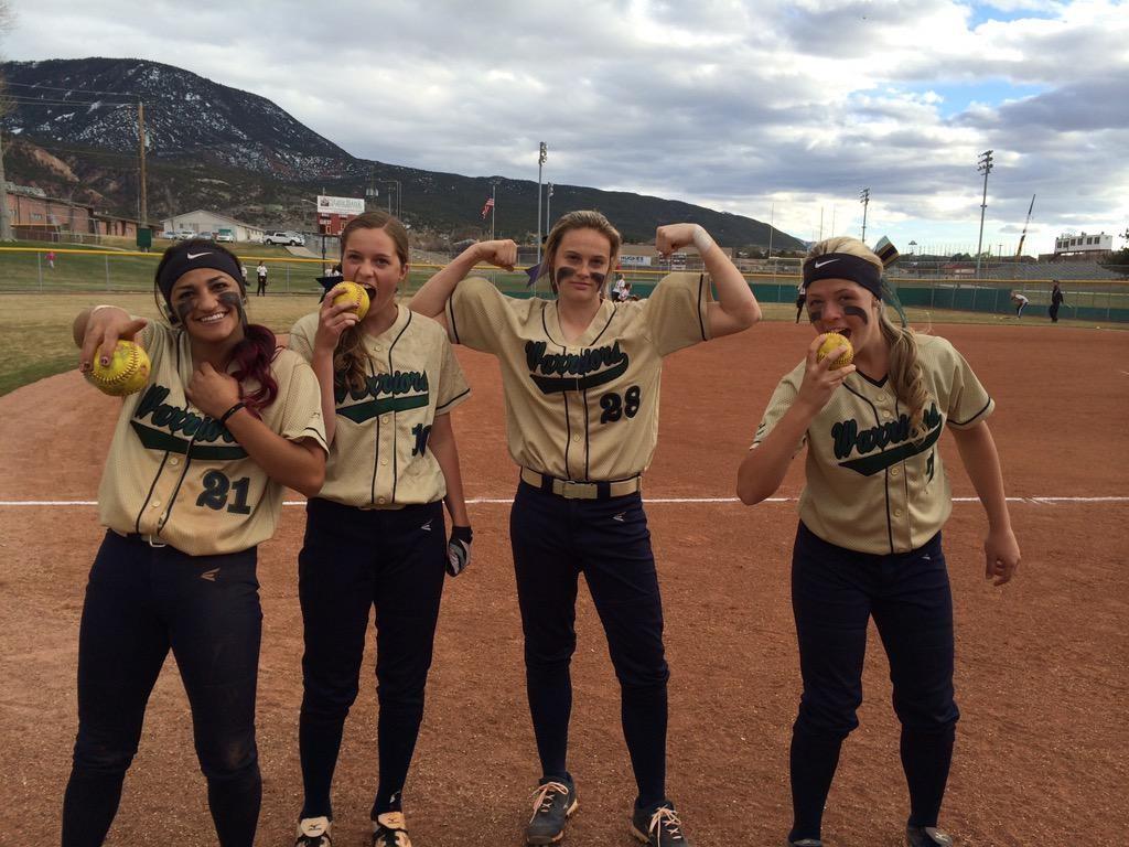 Snow Canyon's  home run crew.   Photo courtesy Snow Canyon Athletics