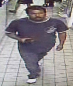 Image of a man wanted in connection with an alleged kidnapping and sexual assault, Mohave County, Arizona, March 14, 2015 | Photo courtesy of Mohave County Sheriff's Office, St. George News