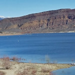 Quail Creek Reservoir, Hurricane, Utah, Mar. 4, 2015 | Photo by Julie Applegate, St. George News