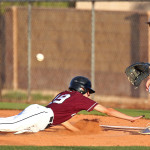 Dixie vs. Pine View, Baseball, St. George, Utah, Apr. 17, 2015 | Photo by Robert Hoppie, ASPpix.com, St. George News