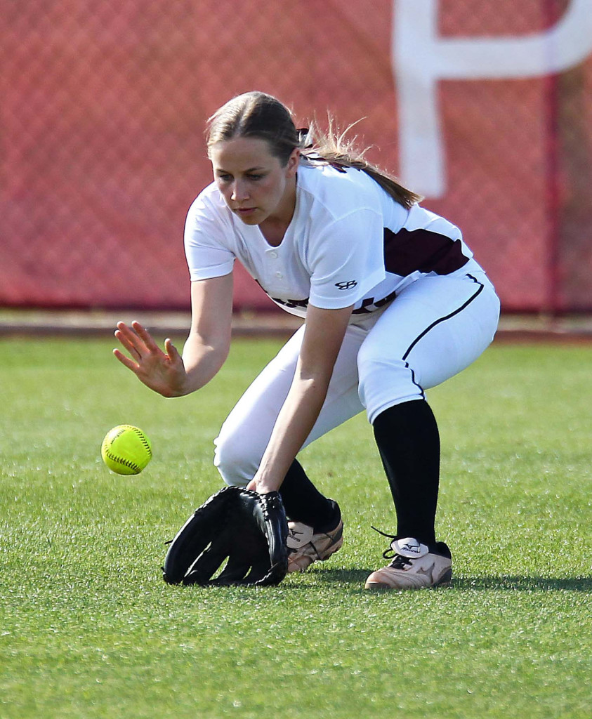 Region 9 softball: Panthers squeeze past Cedar in extra ...