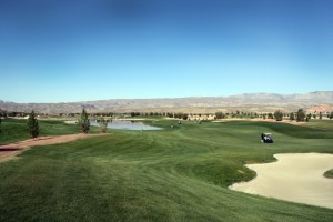 """Real estate professionals and community members golfed for Red Rock Center for Independence, Washington County Board of Realtors' """"Charity Golf Tournament."""" SunRiver Golf Course, St. George, Utah, April 17, 2015 