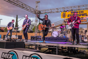 Plain White T's in concert, Dixie Sunbowl, St. George, Utah, April 16, 2015 | Photo by Dave Amodt, St. George News