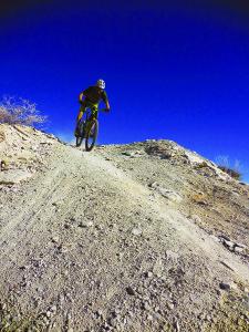 Suzuki Springs trail, St. George, Utah, undated | Photo by Jay Bartlett, St. George New
