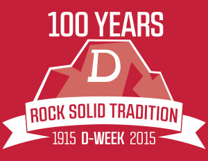D-Week logo | Image courtesy of Dixie State University, St. George News