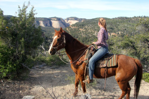 Horseback riding tours are a popular activity for guests of the Zion Ponderosa Ranch Resort, Mount Carmel, Utah, date not specified | Photo courtesy of Zion Ponderosa Ranch Resort, St. George News
