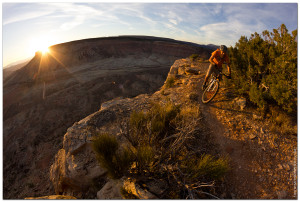 Hurricane area mountain bike trails, date unknown | Photo courtesy of Shelby Meinkey, St. George News