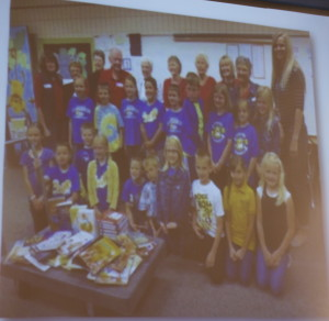 Slide show image of students helped by ALSU, St. George, Utah, April 11, 2015 | Photo by Rhonda Tommer, St. George News