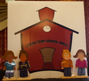Operation School Bell school house was auctioned off for $600, St. George, Utah   Photo by Rhonda Tommer, St. George News