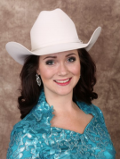 Alena Weida, Dixie Roundup rodeo queen contestant, May 2014 | Photo courtesy of St. George Lions Club, St. George News