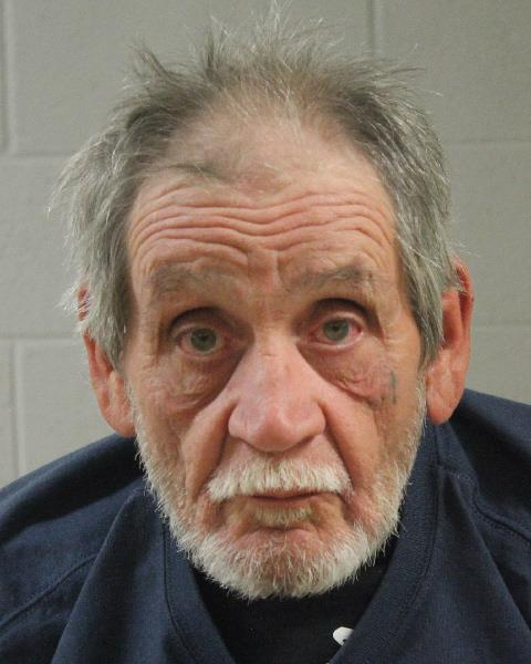Thomas Asbury Waggener, transient, booking photo posted April 14, 2015 | Photo courtesy of Washington County Sheriff's booking, St. George News