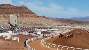 The the Dixie Downs horse races, Washington County Regional Park, Hurricane, Utah, April 4, 2015 | Photo courtesy of Marty Lane, St. George News