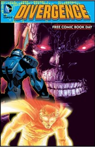 "DC Comics' ""Divergence,"" one of the titles offered for Free Comic Book Day 2015 