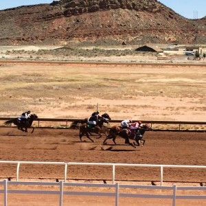 Dixie Downs Races at Washington County Regional Park, Hurricane, Utah, April 18, 2015 | Photo by Tyler Truman, St. George News