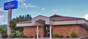 People can take documents they want to shred to Security Service Federal Credit Union Saturday, located at 1227 E 100 South, St. George, Utah | Photo courtesy of Security Service Federal Credit Union, St. George News