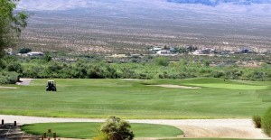 The CasaBlanca Golf Course during the final round of the Mesquite Amateur Golf Tournament, Mesquite, Nevada, May 29, 2015   Photo by Ric Wayman, St. George News