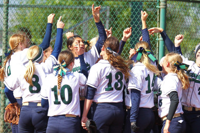 Snow Canyon vs. Tooele, Softball, St. George, Utah, May 15, 2015 | Photo by Robert Hoppie, ASPpix.com, St. George News