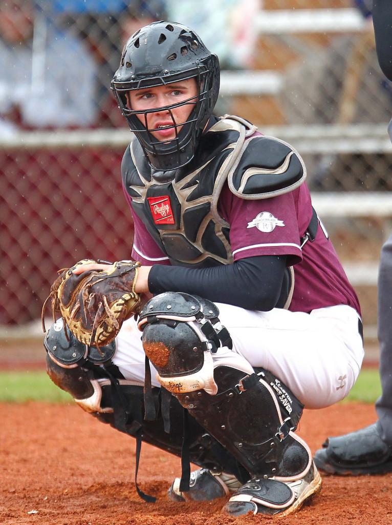 Hunter Hansen, file photo from Pine View vs. Juab, Baseball, St. George, Utah, May 9, 2015 | Photo by Robert Hoppie, ASPpix.com, St. George News