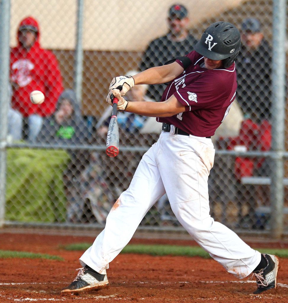 Brooks Barney, file photo from Pine View vs. Juab, Baseball, St. George, Utah, May 9, 2015 | Photo by Robert Hoppie, ASPpix.com, St. George News