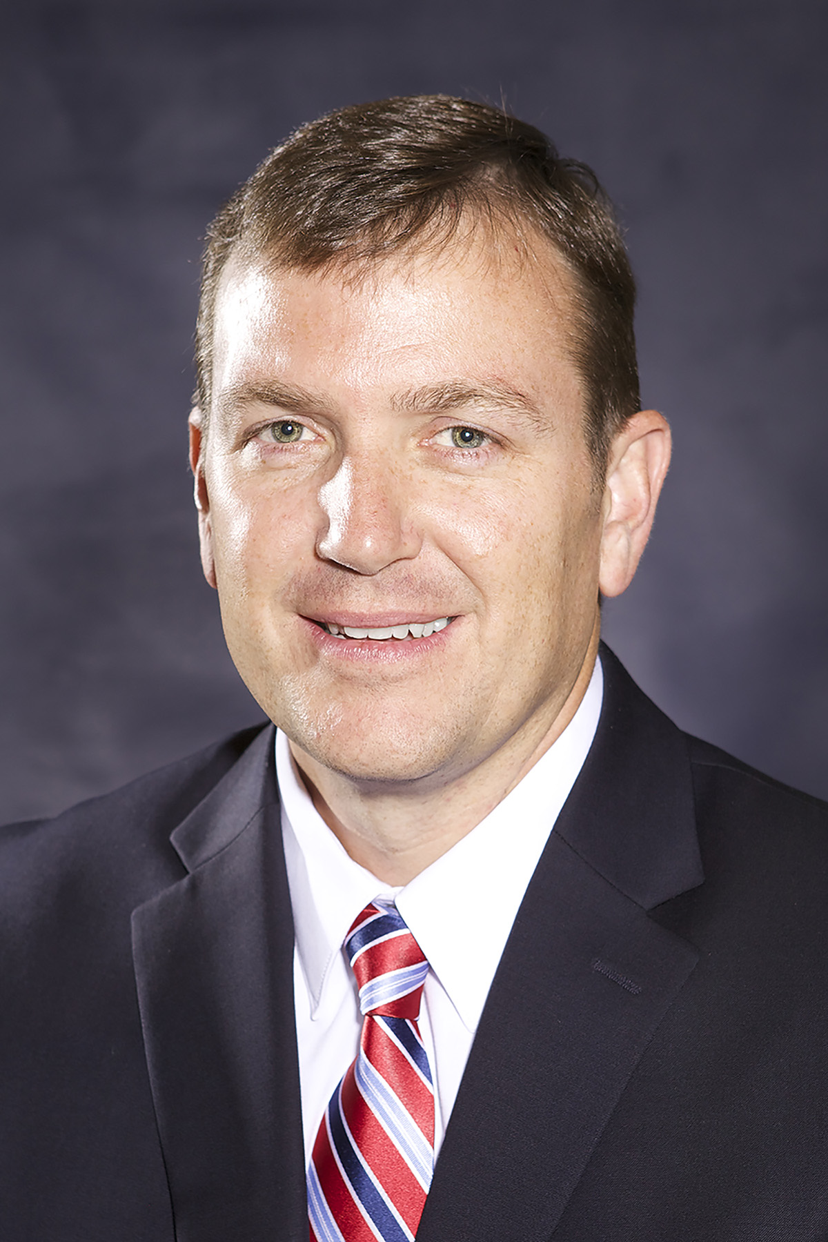 Dixie State University President , location and date unspecified | Photo courtesy of Dixie State University, St. George News