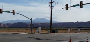 Site of new Harmons store on the corner of Rachel Drive and Pioneer Parkway, Santa Clara Utah, May 13, 2015   Photo by Julie Applegate, St. George News