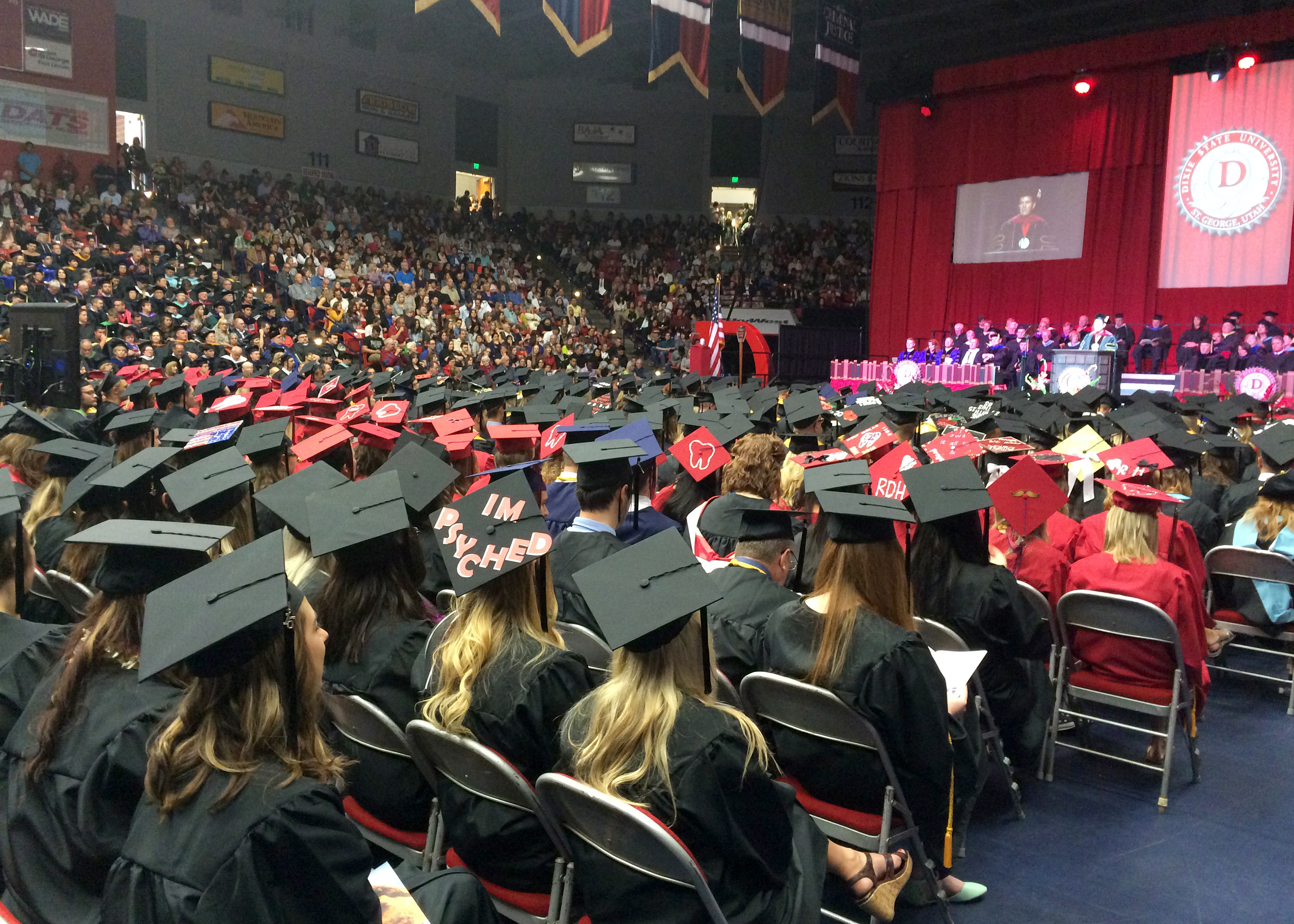 dixie state graduates consider how to impact the world