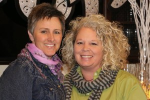 Amy Thorpe, left, and Melynda Thorpe, date and location not specified | Photo courtesy of Melynda Thorpe, St. George News