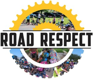 Road Respect logo, location and date not specified   Photo courtesy of the Road Respect tour, St. George News