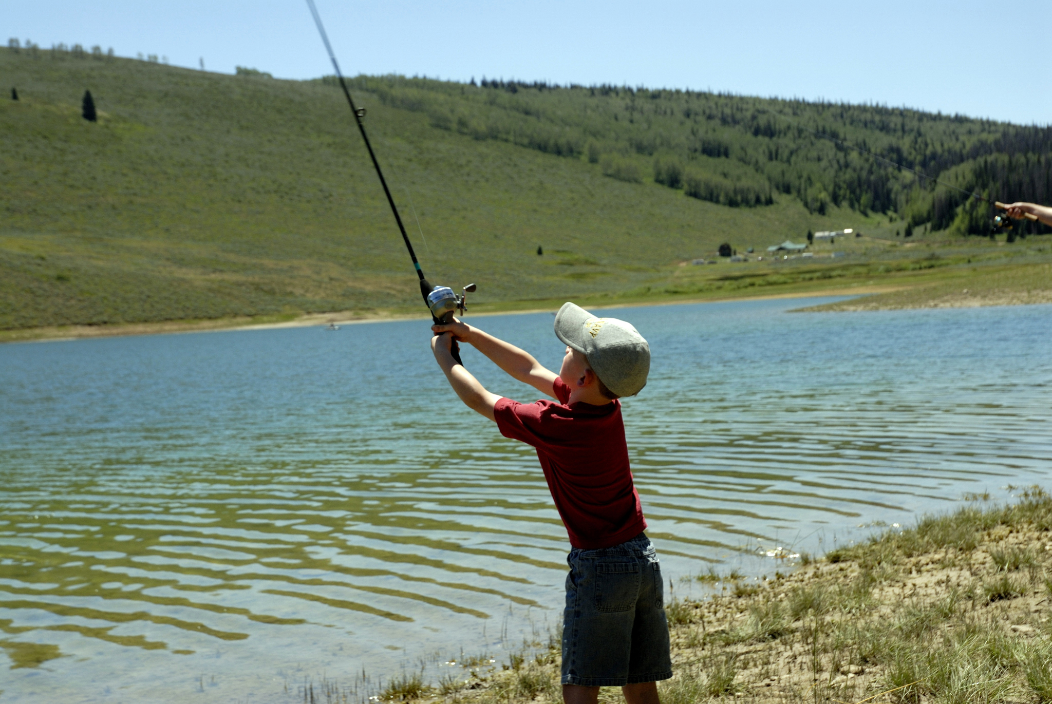 Prime fishing for memorial day hot spots st george news for The fishing line