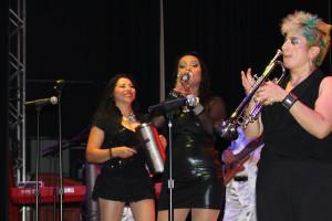 La Sonora Tropicana performs at Casablanca, Mesquite, Nevada, May 22, 2015 | Photo by Nataly Burdick, St. George News
