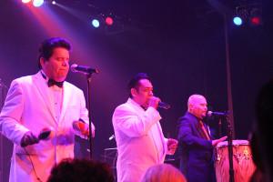 Sonora Santanera performs at Casablanca, Mesquite, Nevada, May 22, 2015 | Photo by Nataly Burdick, St. George News