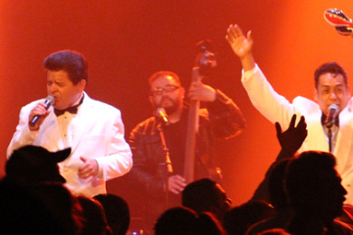 Sonora Santanera performs at Casablanca, Mesquite, Nevada, May 22, 2015   Photo by Nataly Burdick, St. George News