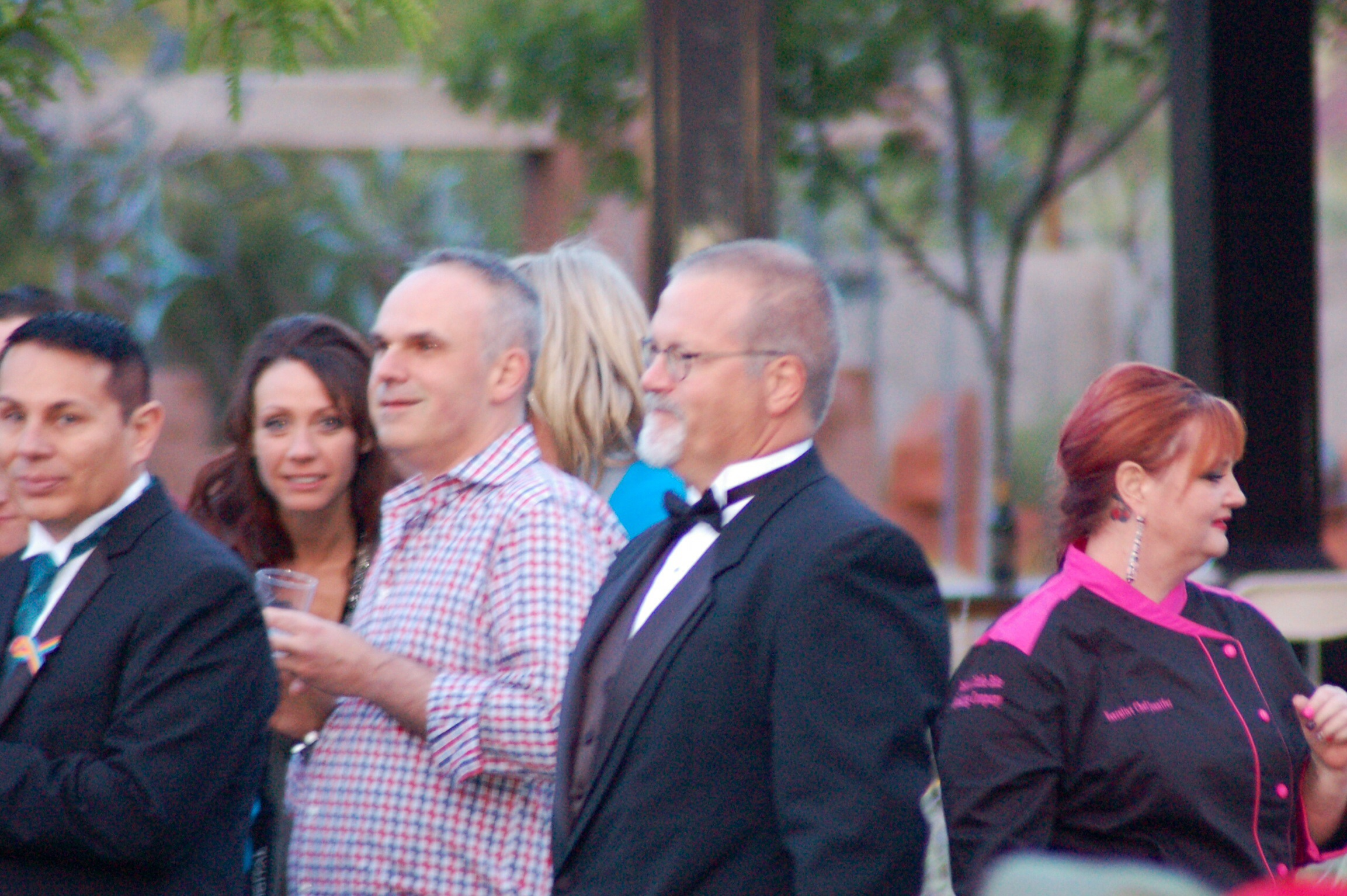 Sen. Steve Urquhart attends the Equality Utah Celebration at the Kayenta Art Village, Ivins, Utah, May 9, 2015 | Photo by Hollie Reina, St. George News