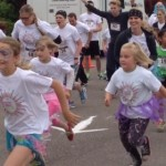 Girls on the Run 5K held at St. George Town Square, St. George, Utah, May 22, 2015 | Photo by Hollie Reina, St. George News