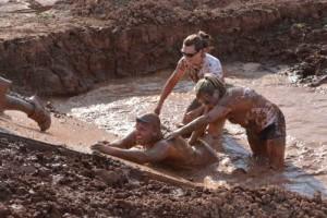 Hurricane Mud Run, Hurricane, Utah, May 17, 2014 | Photo courtesy of Hurricane Mud Run, St. George News