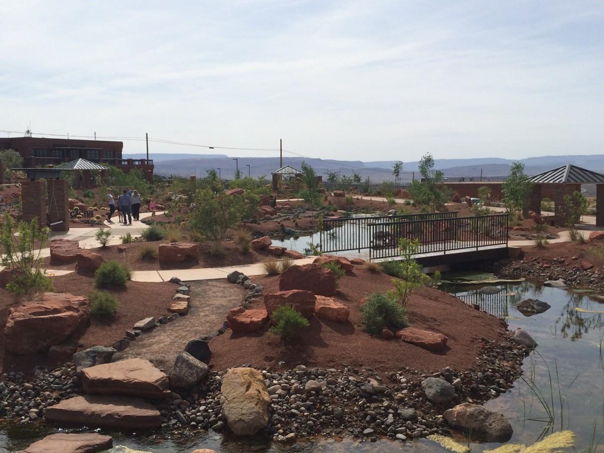 The Red Hills Desert Garden, St. George, Utah, May 20, 2015 | Photo By Mori Kessler, St. George News