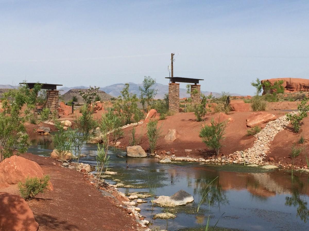 Red Hills Desert Garden opens to public; STGnews Videocast, Photo ...