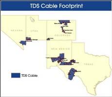Image courtesy of TDS Telecom, St. George News