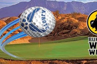 Golf tournament, celebrity meet-greet sends Air Force Junior